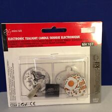 Velleman - Kit  ELECTRONIC TEALIGHT CANDLE #MK167 New!
