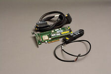 HP Smart matriz sas Controller p400 PCIe Express 512mb 447029-001 cable + battery