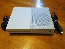 Microsoft Xbox One S 500GB White - Console Only (HDMI & Power Cord included) 016