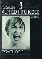 DVD PSYCHOSE LA COLLECTION ALFRED HITCHCOCK