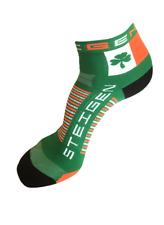 Steigen Irish Quarter Length Performance Running and Cycling Sock