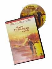 What Dreams May Come (Dvd, 1999) Robin Williams, Cuba Gooding Jr.