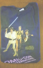 Official Comic Con 2007 Star Wars T Shirt LARGE