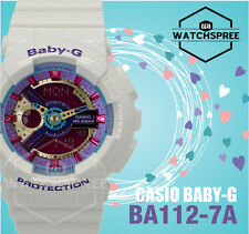 Casio Baby-G New Color for the Popular BA-110 Series Watch BA112-7A
