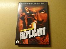 DVD / THE REPLICANT (JEAN-CLAUDE VAN DAMME)