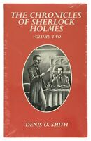 Dennis O. Smith: The Chronicles of Sherlock Holmes MINT