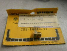 NOS Yamaha Main Jet 288-14343-41 #82 JT1 JT2