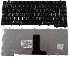 Tastiera Italiana QWERTY nera per portatile TOSHIBA Satellite L305