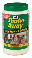 Shake Away Fox Urine Small Critter Repellent Granules Rabbit Squirrels Possum