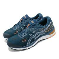 Asics Gel-Cumulus 21 Mako Blue White Men Running Shoes Sneakers 1011A551-400