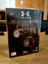 JBL Under Armour Flash True Wireless Bluetooth Earbuds Waterproof Sport with Mic