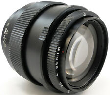 1988! JUPITER-9 2/85 Russian Soviet USSR PORTRAIT Lens Screw Mount M42 Canon EOS