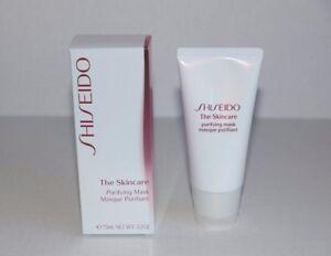 Shiseido Purifying Mask -75ml / 3.2oz - BNIB 100% Authentic