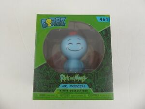 FUNKO DORBZ 461 - RICK AND MORTY MR MEESEEKS - NEW AND BOXED