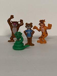 Sugar Bear General Cereal Premium Figure Prize 1988 Golden Crisp Tiger Snake