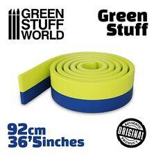 Green Stuff World - masilla verde en rollo de 93cm ( 36' )