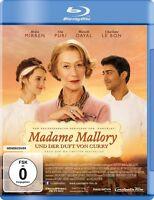 MADAME MALLORY UND DER DUFT (Helen Mirren, Om Puri, Manish Dayal)  BLU-RAY NEU