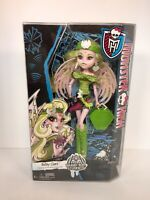 Rare Vintage NEW in Box Monster High Batsy Claro, Brand-Boo Students Mattel