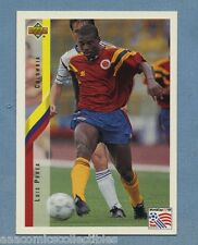 5 Soccer Upper Deck #56 132 133 258 285 Perea Geiger Kulkov Sforza Pascolo
