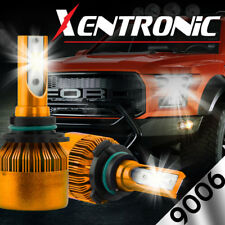 XENTRONIC LED HID Headlight kit 9006 White for 1990-1994 Audi V8 Quattro