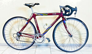 50cm Andrea Pesenti on Trek 5500 Oclv Bike - Full Campagnolo Mirage Group