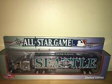 2001 ALL STAR GAME SEATTLE/PETERBILT TRAILER/WHITE ROSE COLLECTIBLES