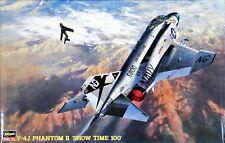 Hasegawa PT06 F-4J PHANTOM II Show Time 100 (One Piece Canopy) 1/48 Scale Kit