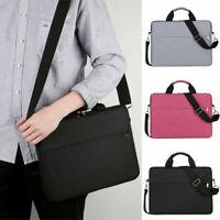 13/14/15.6'' Laptop Shoulder Bag Notebook Handbag Cover For Dell Lenevo Asus HP