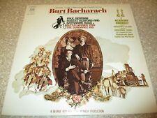 Butch Cassidy and the Sundance Kid Lp Vinyl Album A&M Records Burt Bacharach