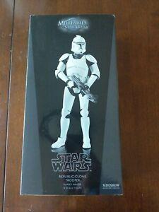 Star wars sideshow clone trooper Phase 1 NIB