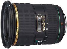 PENTAX Star Lens Standard Zoom Lens DA 16-50mm F2.8ED AL IF SDM K mount APS-C