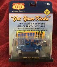 ROUTE 66 1935 FORD TOW TRUCK New Mexico Nib Rare Piece