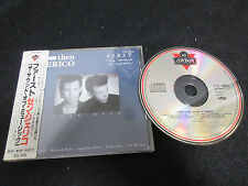 Then Jerico First (The Sound of Music ) +2 Japan CD with OBI in 1987 Mark Shaw