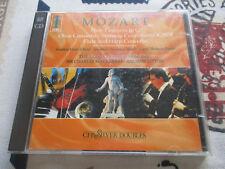 MOZART FLUTE CONCERTO IN G THE LONDON PHILHARMONIC SIR CHARLES MACKERRAS 2CD