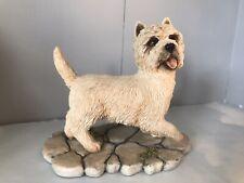 More details for sherratt simpson cairn terrier dog figurine ornament scottie westie