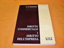 g.f. campobasso diritto commericale 1° utet 6a edizione 2012
