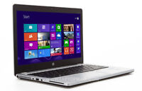Cheap HP Elitebook Folio 9470M Intel Core i5 3rd Gene 4GB RAM 180GB SDD Win 10 P