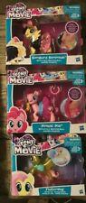 Hasbro My Little Pony The Movie Fluttershy/Pinkie Pie/Songbird Serenade NIP