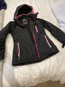 Dare 2B Ski Jacket Black Size 8