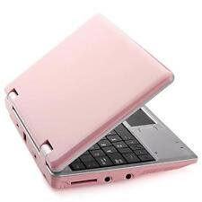 Jcw® Netbook - Ordinateur portable - 7 pouces-Android 4.4 - Wifi - Webcam- Rose