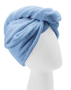 Turbie Twist Microfiber Hair Towel Wrap [Single Pack] – The Original Microfib...