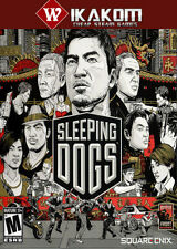 Sleeping Dogs Steam Digital NO DISC/BOX **Fast Delivery!**