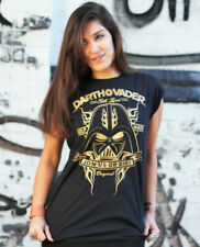 Star Wars Vader Self Made Official Ladies T-shirt - Clearance sample sale