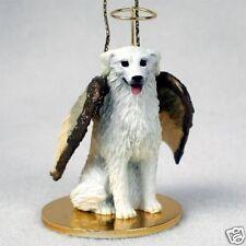 Kuvasz Angel Dog Tiny One Ornament Figurine Statue New