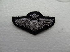 USAF NON-RATED OFFICER SENIOR AIRCREW BULLION WING                   #USB74