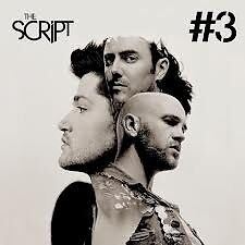 THE SCRIPT-#3(2012)-Hall Of Fame-New And Sealed