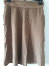 MANGO CAMEL SKIRT,SIZE M, NEW WITHOUT TAGS