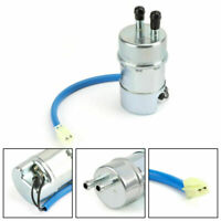 Topteng Electric Fuel Pump 8mm For Yamaha Virago XV FZR 400 XV535 FZX250 FZR600 FZX750