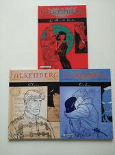 EO 1997 - 1998 - 1999 (très bel état) - Falkenberg (3 tomes) - Georges V