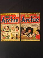 Vintage Archie Comics Archie Series Issues 73 And 77!